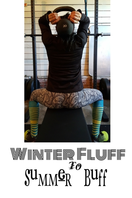 Winter Fluff to Summer Buff - Facebook Group