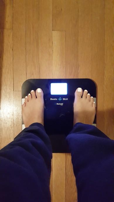 Beets BLU Digital Scale http://amzn.to/2daD2qw